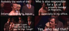 lupin harry potter musical -