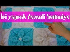Popcorn Bebek Battaniyesi,Popcorn Baby Blanket,Örgü Modelleri ve Yapılışları,Part 1 - YouTube