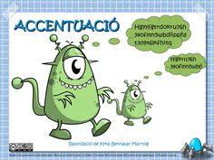 Accentuació by khadja via slideshare