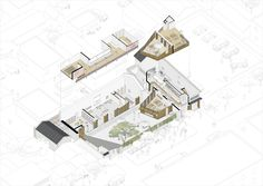 Gallery of Chaimiduo Farm Restaurant and Bazaar / Zhaoyang Architects - 16