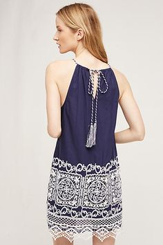 West End Swing Dress - anthropologie.com