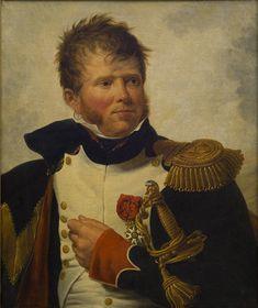 Empire, Colonel, Napoleonic Wars, Portraits, 18th Century, Army, Military Uniforms, British, Painting