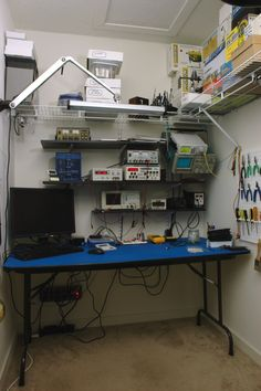 Whats your Work-Bench/lab look like? Post some pictures of your Lab. - Page 107