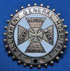 Allegheny General Hospital Training School for Nurses, Pittsburgh, PA