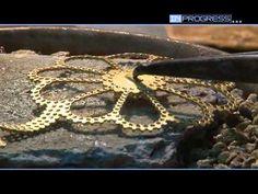 ▶ L'ORO DEI NURAGHI: la filigrana sarda da Bosa a Dorgali - YouTube