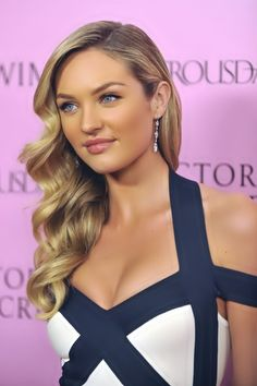 "7. Candice Swanepoel! The supermodel of all supermodels. She is my daily inspiration, ""fitspiration"", and role model. You may recognize her from Victoria's Secret as she fills almost every page in the catalogs. In societies eyes, people may see her as ""too skinny"" or ""unrealistic"" however she is just a woman with great genes and a hard work ethic!"