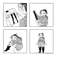 Sarah Andersen, Women Problems, Girl Problems, Funny Relatable Memes, Funny Jokes, Hilarious, Cute Comics, Funny Comics, C Cassandra Comics