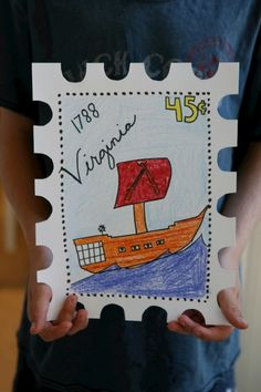 My boys are huge social studies fans, and I can't wait to explore these lessons in their classes. This lesson can actually be broken up into two parts. Part 1 will be choosing one of the 50 states, gathering information and material on this state. Part 2 will be creating the stamp itself. But for [...]