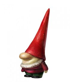 this little guy is available thru Garden Fun as a set of 8....so cute...i used them in my minature garden gnome village.