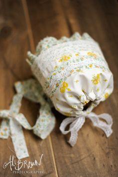 Newborn Bonnet Newborn photography props. by AliBrownPhotography, $30.00