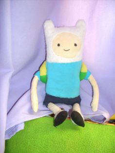 Adventure Time Plushies | plushie adventure time by awesome lai artisan crafts dolls plushies ...