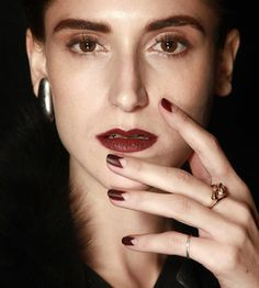 Top 10 Nail Polish Trends in 2015 image in what is new fashion  category