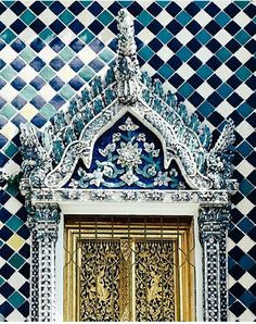Grand Palace by Anne Paravion https://instagram.com/p/-6zf5ZA8Ir/