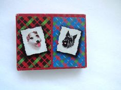 Vintage Dogs Playing Cards by Ardsley  Full by shabbyshopgirls