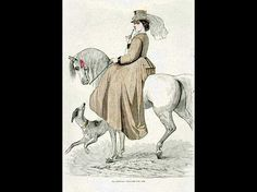 1862 Equestrian Costume