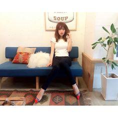 人気モデル「泉里香さん」の魅力♡私服がとくかく可愛い!