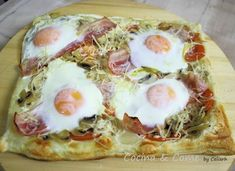 old book ideas Kitchen Recipes, Snack Recipes, Cooking Recipes, Snacks, Quiches, Spanish Dishes, Empanadas, Tasty, Yummy Food