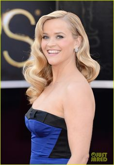THE HAIR - Reese Witherspoon - Oscar 2013