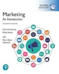 Marketing Google Haku Ebook Marketing Marketing An Introduction Buy Ebook