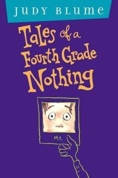 Tales of a fourth grade nothing by Judy Blume.  Click the cover image to check out or request the children's books kindle.