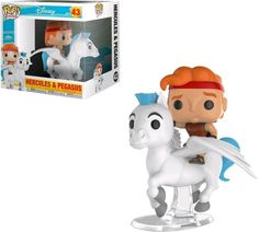 POP Ride Disney: Hercules - Hercules and Pegasus