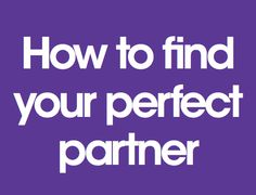 Partnering! This is why and how.