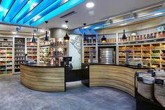 CHORAITIS dry nut store by Lefteris Tsikandilakis, Heraklion Crete – Greece