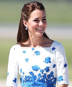 Kate Middleton's Most Memorable Outfits Ever! - April 19, 2014 from #InStyle