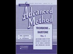 Baixar Page 11 No. 26 - Rubank Advanced Method for Trombone or Baritone Volume 1