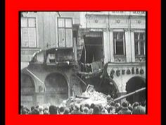 Occupation of Czechoslovakia 1968 - YouTube