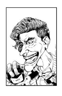 The Joker Art Of Dan, Comic Art, Joker, Cartoon, Comics, The Joker, Cartoons, Jokers, Comic