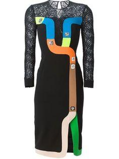 'Track' dress, Peter Pilloto