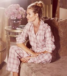 Perfect Pajamas For Cozying Up At Home