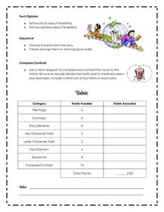 Printables Bridge To Terabithia Worksheets coming soon fails and student centered resources on pinterest
