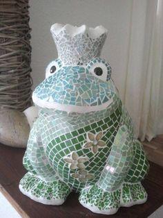 Garten-Froschkönig