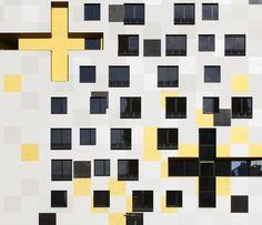Apartment Blocks in Nanterre,© Luc Boegly