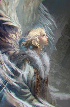 #angel Naomi Baker. Also see #fantasy screensavers