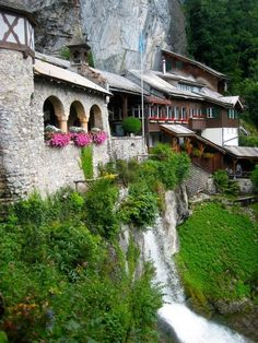 fotos de suiza chalets