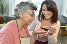 Handling meals for your elderly family member doesn't have to be a huge production. Keep it simple! Here's how...