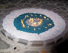 Affordable and easy how to designs for patio gas fire pits. Backyard Fire pit burners and accessories.