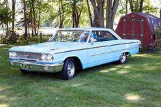 Vintage Ford car 1960s