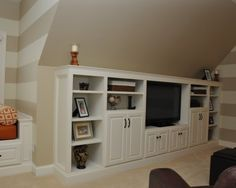 Slanted Ceiling Design, Pictures, Remodel, Decor and Ideas - page 2