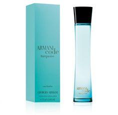 Armani Code Turquoise for Women Giorgio Armani for women Pictures