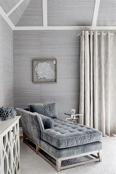 Master bedroom cozy corner
