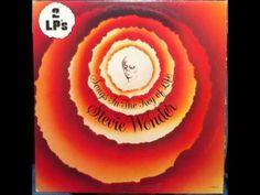 """Stevie Wonder """"I Wish"""" (12-inch version, 1977)"""