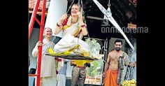 HINDU DESTINATION WEDDING IN KERALA OF A LOVING RUSSIAN COUPLE :)  ॐ  'From Russia with love and faith: A couple's affair with Kerala and India.' Manorama Online, Feb 07, 2017, via @topupyourtrip