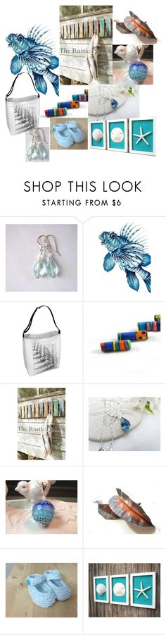 """""""Beach House"""" by inspiredbyten ❤ liked on Polyvore"""