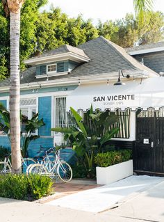 San Vincente Bungalows, A Buzzy Hotel Oasis in West Hollywood