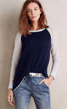 Kip Cashmere Pullover #anthrofave