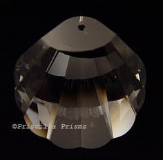 Swarovski's new SHELL crystal prism, clear and AURORA effect (in collection)